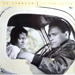 122. L is for lover Al Jarreau