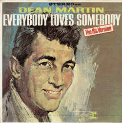 53. Everybody loves somedy Dean Martin
