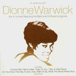 54. An evening with Dionne Warwick