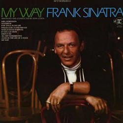 86. My way Frank Sinatra