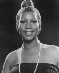 Publicity photo of soul music singer Aretha Franklin, June 4, 1977. (Photo by Afro American Newspapers/Gado/Getty Images)